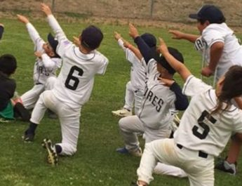San Diego Sunshine Little League baseball team